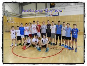 Božićni turnir 2014